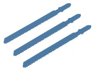 Sealey SJS700B12 Jigsaw Blade 12tpi for Metal Pack of 3